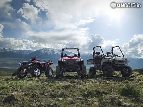 Polaris launches two new off-roading circuits in Bengaluru