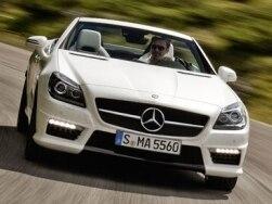 Official: 2012 Mercedes Benz SLK55 AMG (video)
