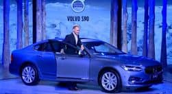 Bookings open for Volvo S90 in India with deliveries starting in December 2016