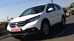 Video : Honda CR-V Performance Review
