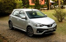 2016 Toyota Etios Liva Facelift: 10 things to expect