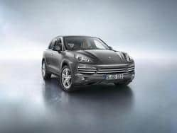 Porsche introduces Cayenne Platinum Edition