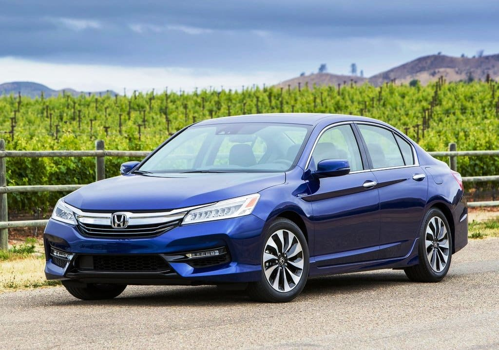 Honda Accord Hybrid 2016 To Launch In India On 25th October