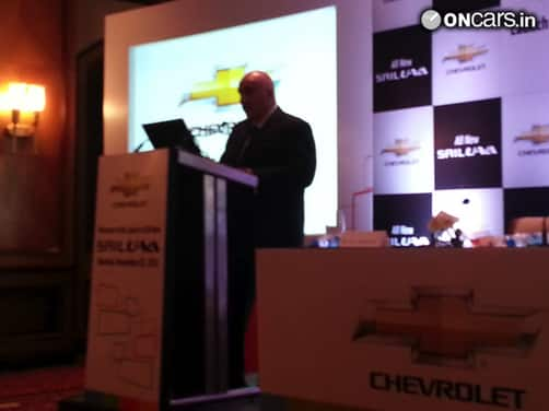 Live Updates: Chevrolet Sail U-VA launch in India