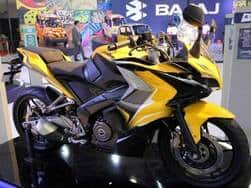 Bajaj RS 400 to launch on 2 February 2016?