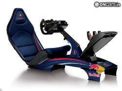 Red Bull Playseat F1 Game Simulator: Gear up from some expensive fun!