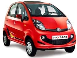 Tata Nano GenX & Nano CNG now priced less than 2 lakh