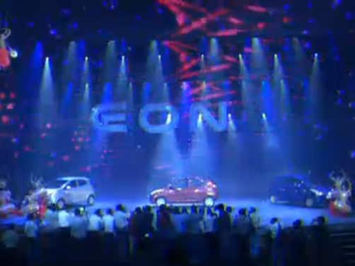 Live: Hyundai Eon India launch today