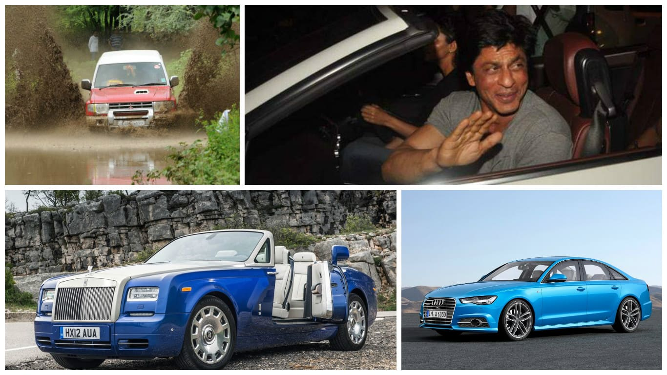 Shah Rukh Khan S Car Collection The King Of Bollywood Owns A