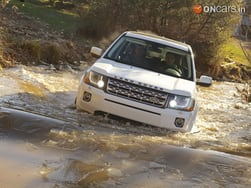 Land Rover launches Freelander 2 facelift