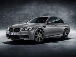 BMW M5 30 Jahre Edition:  Sachin Tendulkar's new limited edition M5 is one of the only 300 ever built