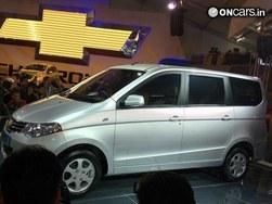 Chevrolet to name its new MPV 'Enjoy'