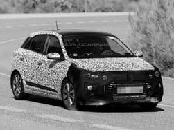 Hyundai i20 Turbo spied testing: Specs and Features