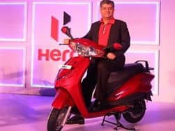 Hero Duet launched, Priced at INR 48,400 in India