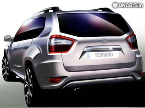 Official: Nissan Terrano to be unveiled on August 20, 2013