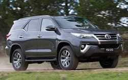 Toyota Fortuner reaches 1 lakh sales figure since its inception 7 years ago