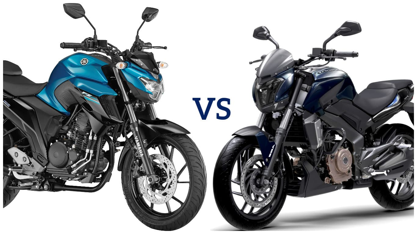 Yamaha FZ25 vs Bajaj Dominar 400 Price: Which one is a better pick and why?