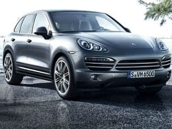 Porsche cayenne Platinum edition launched in India