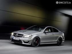 "Video : Video: Mercedes-Benz reveals C63 AMG ""Edition 507"""