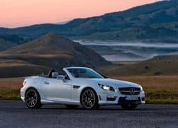 Mercedes Benz SLK 55 AMG to launch in India on December 2, 2013