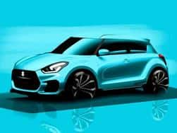 2017 (Maruti) Suzuki Swift Sport & Hybrid variants to launch in Japan by year end
