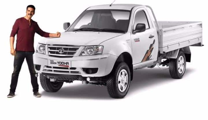 Tata Motors launches the Xenon Yodha range of pick-up trucks; prices start at INR 6.05 lakh