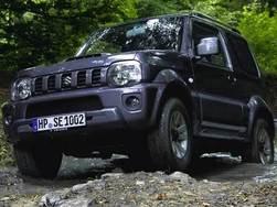Maruti considering Suzuki Jimny SUV for Indian Market