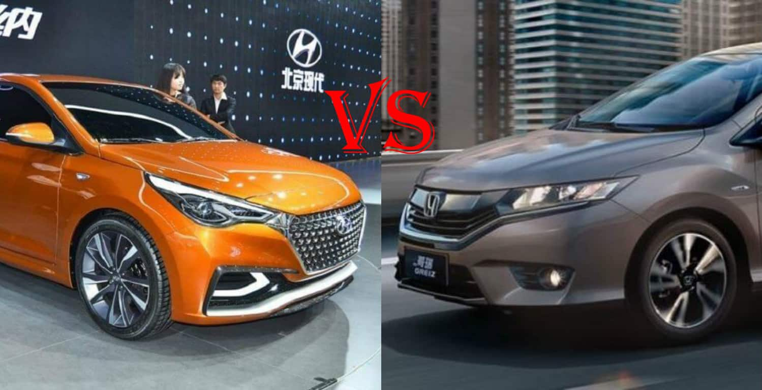 2017 hyundai verna vs next gen honda city comparison for Honda vs hyundai