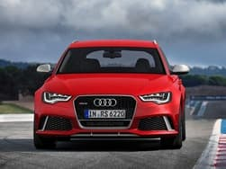 Audi RS6 Avant India launch date revealed; expected price & specs