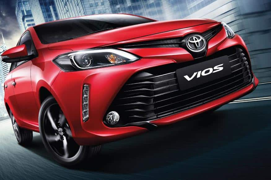 new car launches this year2017 Toyota Vios launched in Thailand India launch expected later