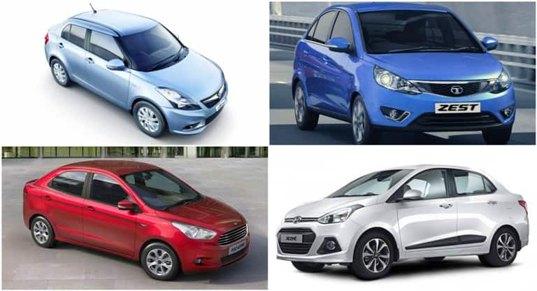 Popular Sub Meter Sedan Cars In India Price And Mileage Find