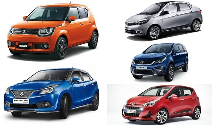 Top 5 new upcoming cars in India 2017 before March