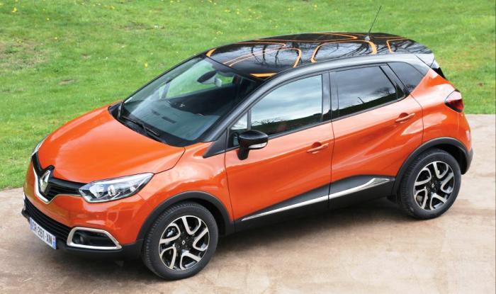 Renault Captur 2017 Unveiling Today In India Price