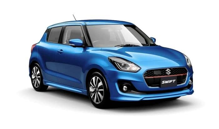 New Suzuki Swift 2017 launched in Japan Price mileage features