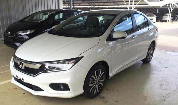 Honda City 2017 facelift to launch today in Thailand; India launch by March