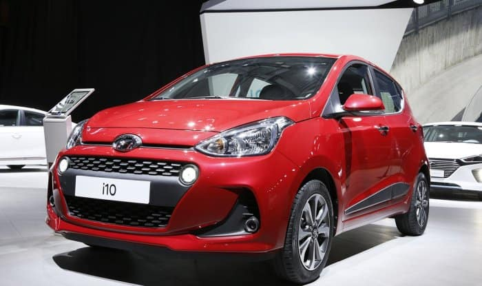 Hyundai Grand i10 2017 facelift launched; Price in India starts at