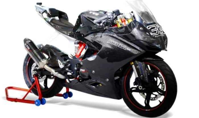 Tvs Apache Rr 310s Akula 310 India Launch Confirmed In December