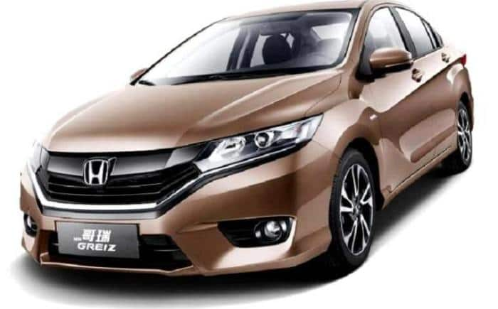 Lovely Honda City 2017 Facelift Variant Details U0026 Colour Options Revealed
