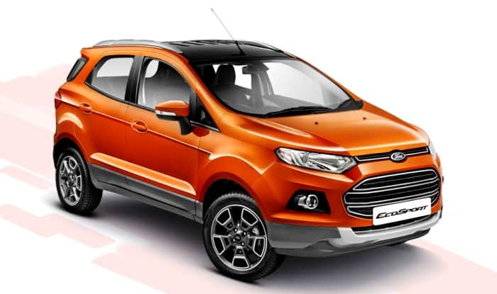 Ford Ecosport Platinum Launched Price In India Inr 10 39 Lakh