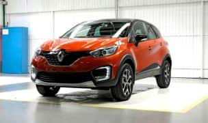 Renault Captur 2017 to Unveil Tomorrow; Price in India; Launch Date & Images