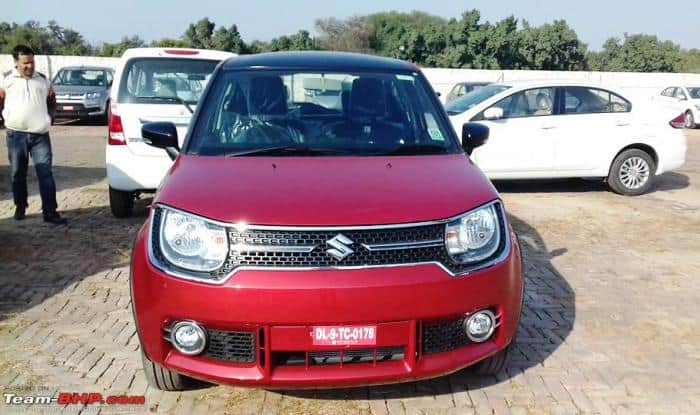 Dealers stock up on Maruti Ignis before India launch; more images surface