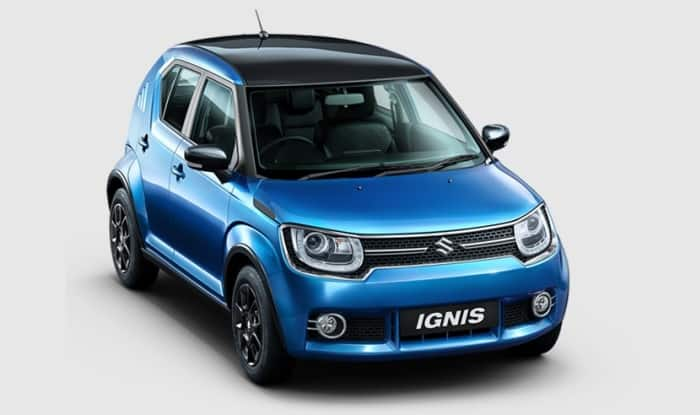 Maruti Suzuki Ignis Price In India Launched At INR 459 Lakh To 780