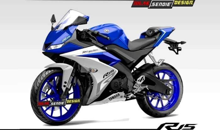 Yamaha R15 2018 Model >> Yamaha R15 V3 render images reveal design, LED headlights & features | Find New & Upcoming Cars ...