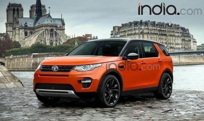 Tata Q501 (Land Rover Discovery Sport based) SUV India ...