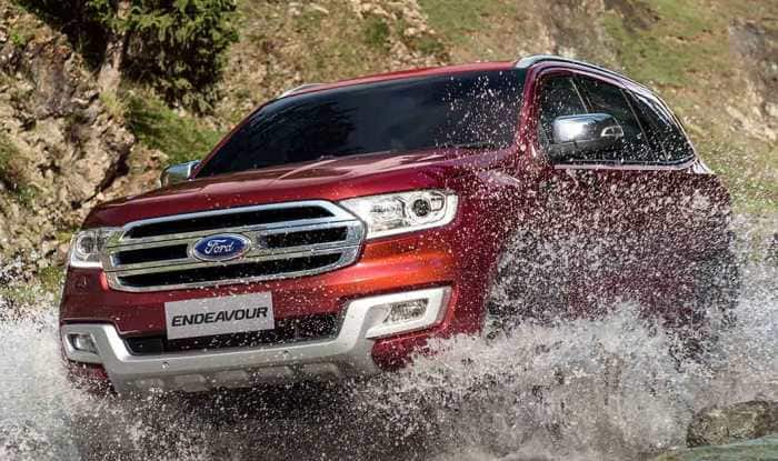 Ford Endeavour Price In India Hiked By INR 285 Lakh