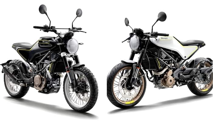 Husqvarna Vitpilen 401 & Svartpilen 401 India launch in Early 2020 – Price, Specs & Top Speed