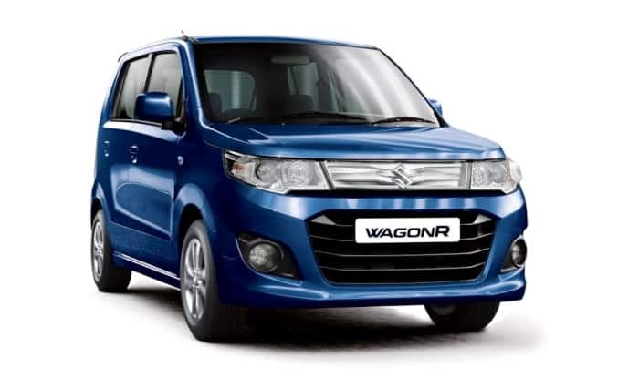 Maruti Suzuki WagonR Reaches Two Million Sales since India Launch