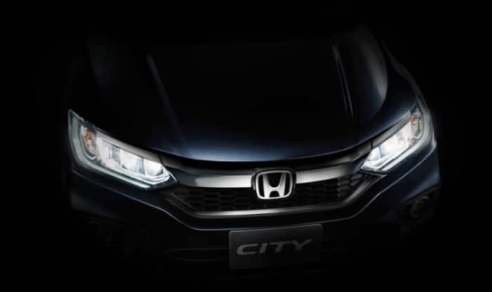 new car launches todayHonda City 2017 facelift Launch LIVE streaming Watch Launch Live