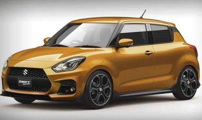 maruti suzuki swift sport 2017 images spied india bound find new upcoming cars latest. Black Bedroom Furniture Sets. Home Design Ideas