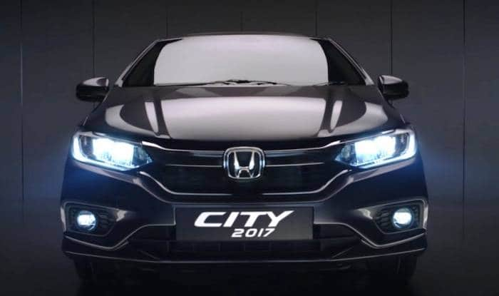 Elegant Honda City 2017 Facelift Variants, Features U0026 Specifications Leaked Ahead  Of India Launch